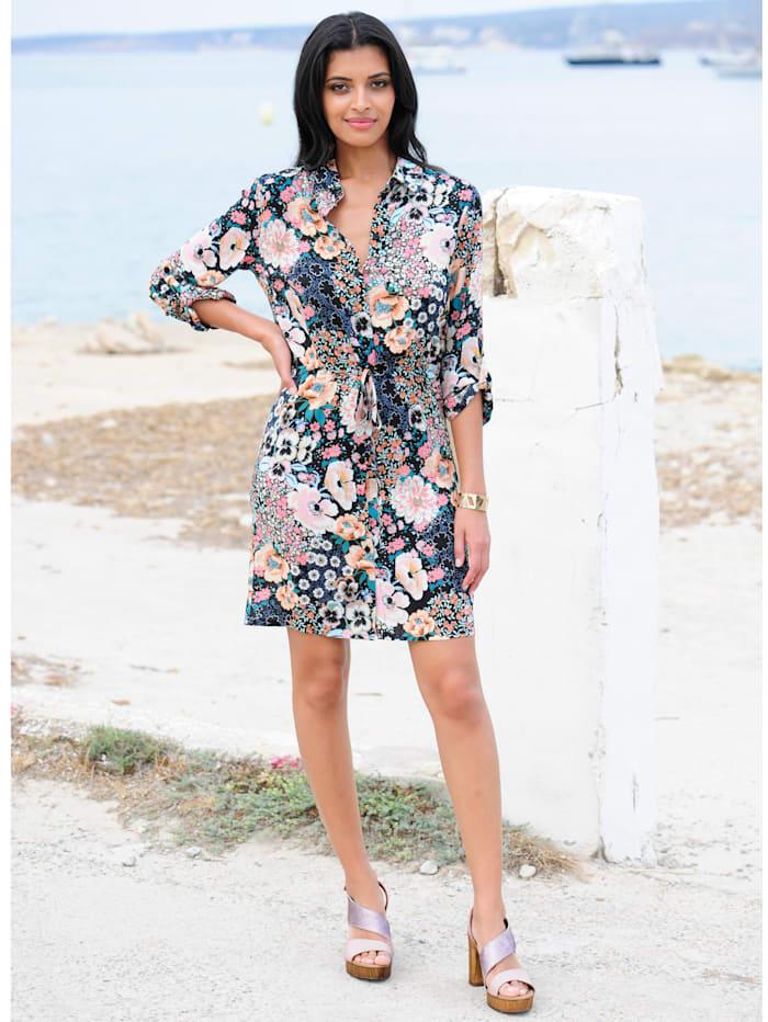 Strandkleid in Hemdblusenform