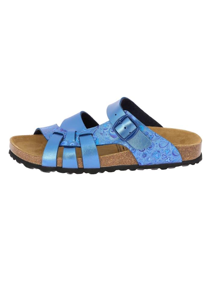 Lico Slipper, blau