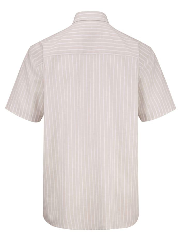Hemd in sommerlich leichter Qualität