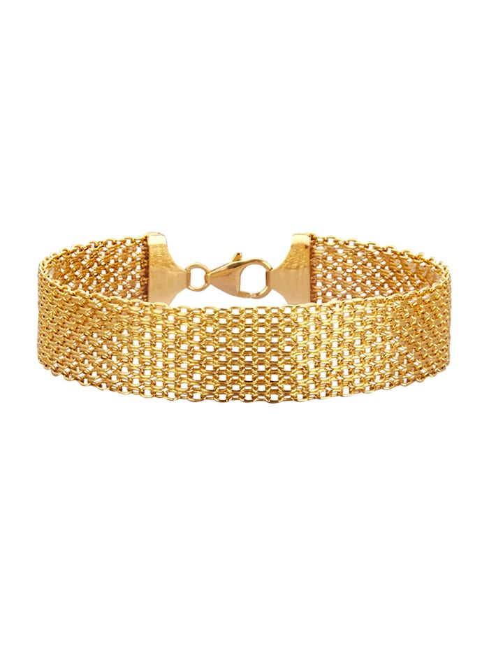 Amara Or Bracelet Bismarck, Coloris or jaune