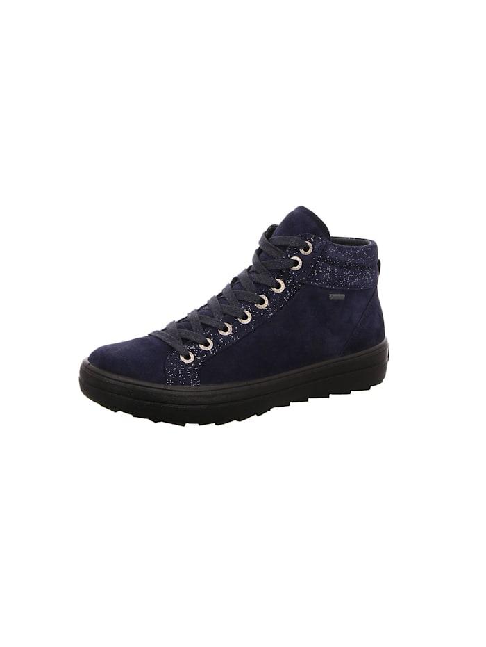 Legero Stiefelette, blau