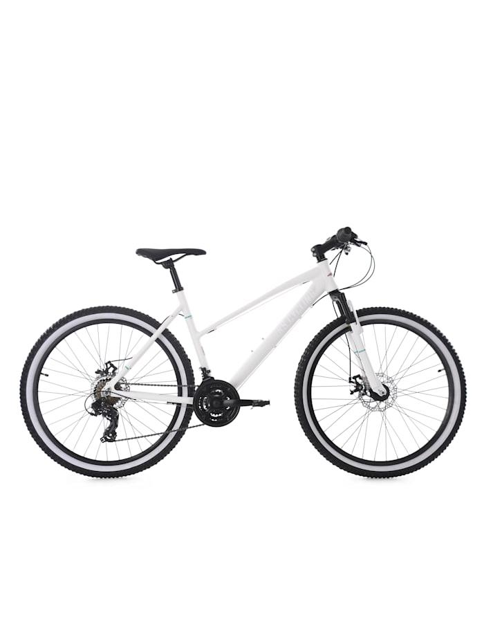 KS Cycling Hardtail Mountainbike 26 Zoll Larrikin Aluminiumrahmen, schwarz