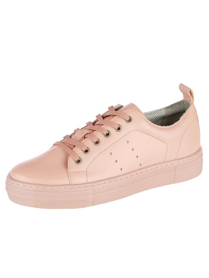 Liva Loop Sneakers à plateau de style tendance, Rose
