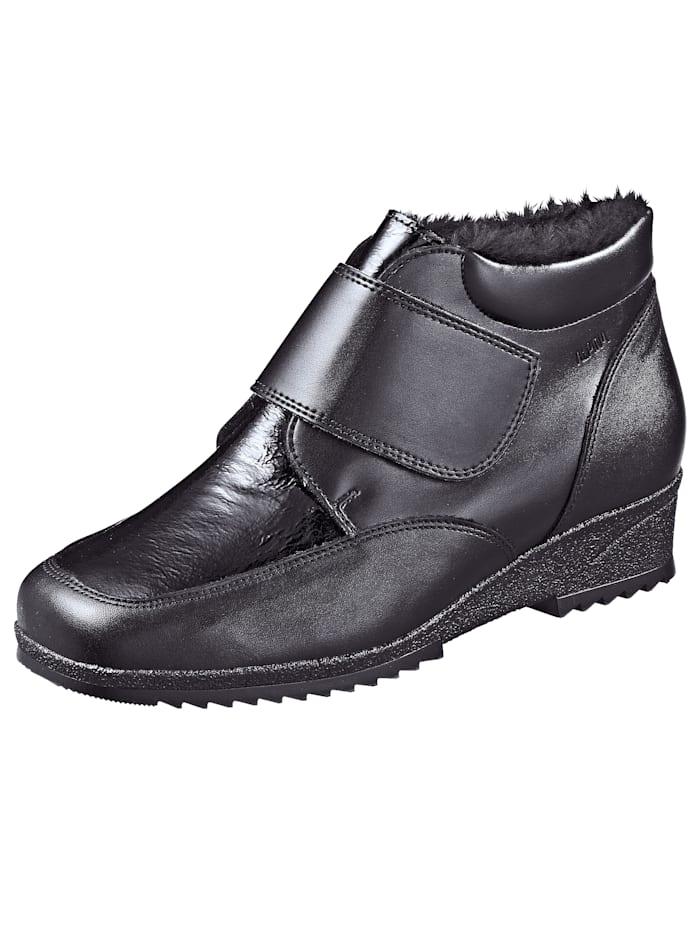 Alpina Hoge schoen, Zwart