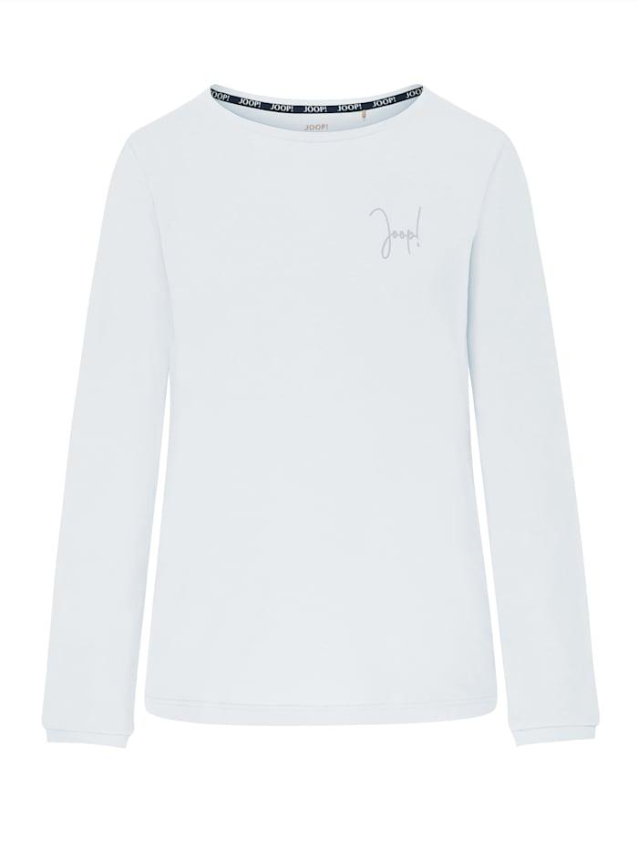 JOOP! Shirt aus der Serie Easy Leisure, Weiß
