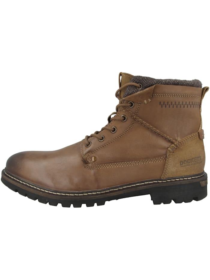 Dockers Boots 41BN007, braun