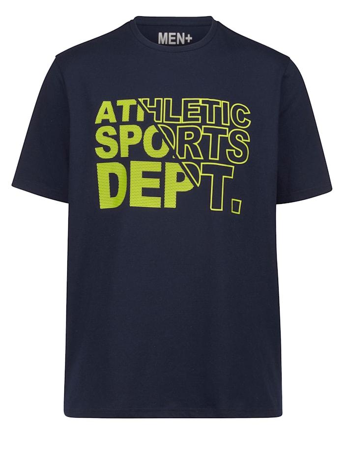 T-shirt met print