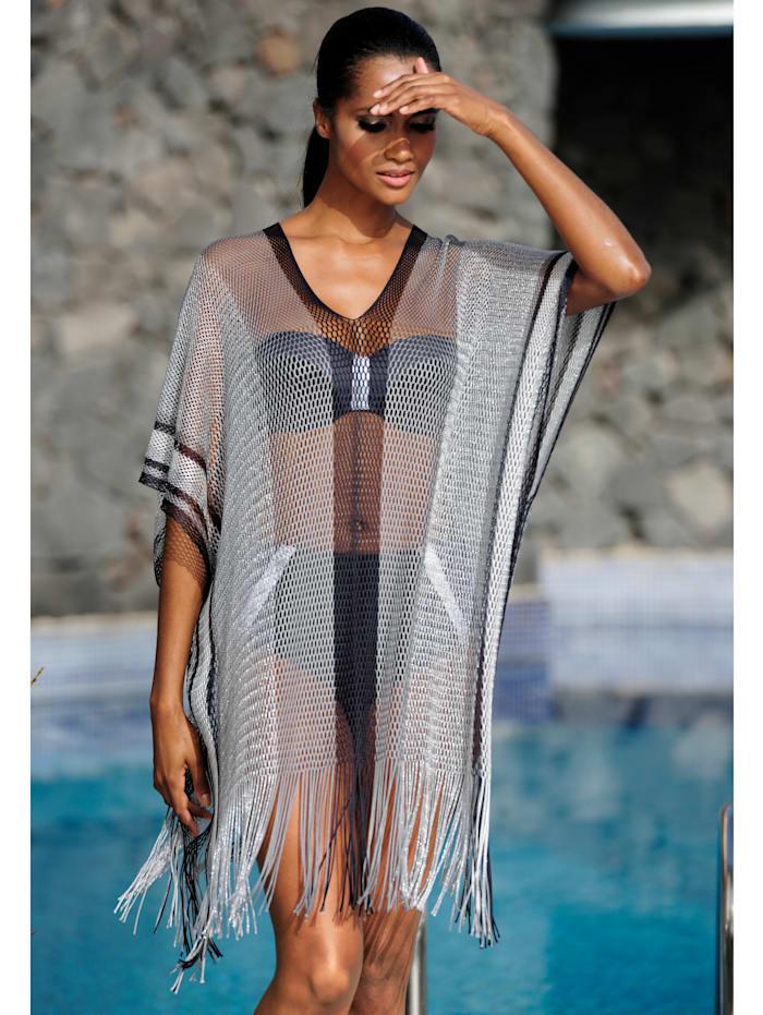 Strandshirt aus Netz