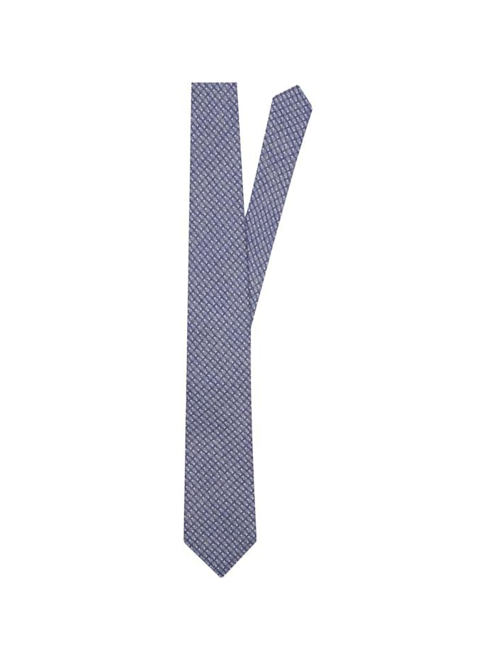 Jacques Britt Krawatte ' Custom Fit ', blau (0016)