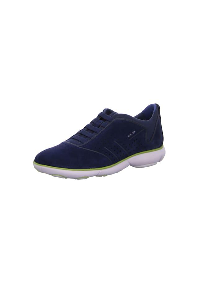 Geox Slipper, blau