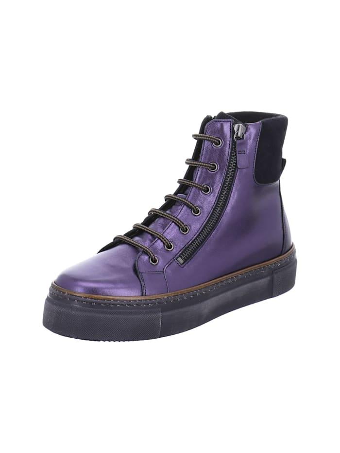 Gabor Stiefelette, violett