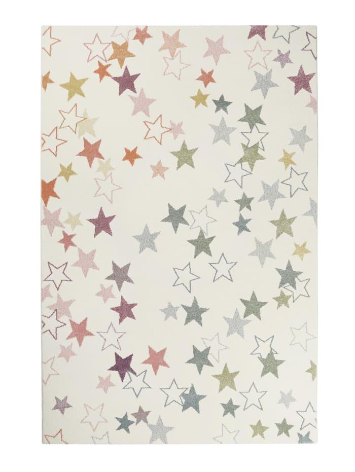 Esprit Esprit Teppich Esterya, weiß multicolor