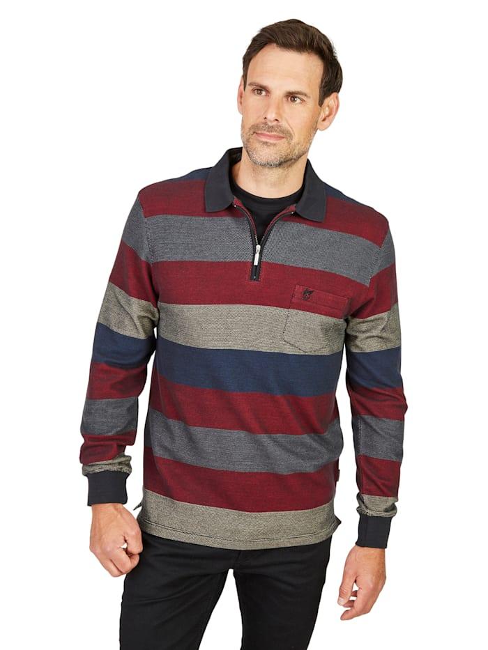 Hajo Trendiges Sweatshirt, schwarz