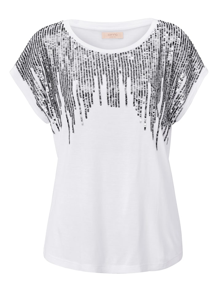 SIENNA Shirt, Weiß