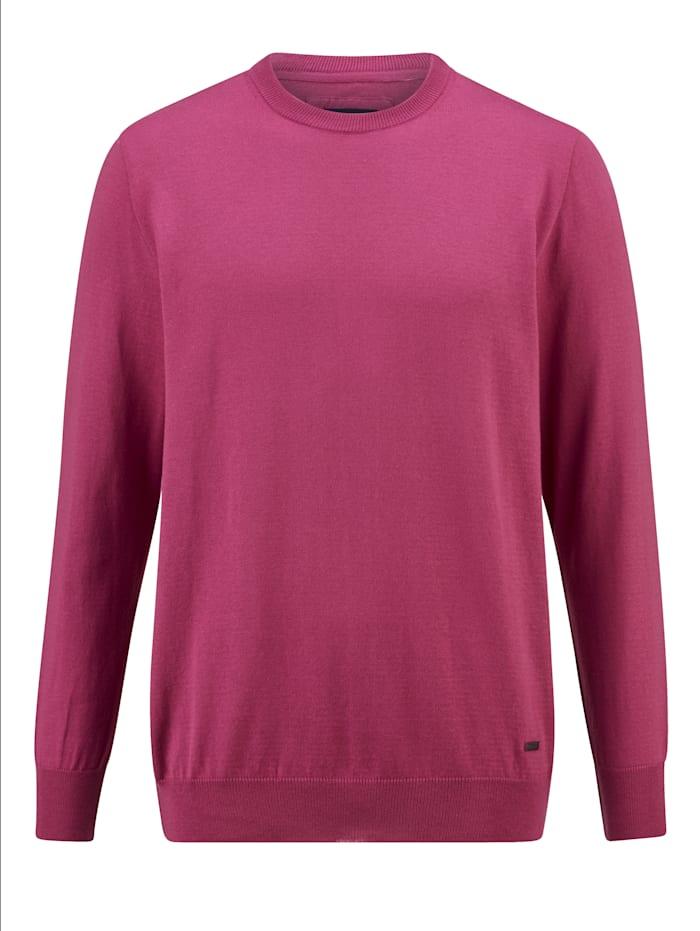 BABISTA Pullover aus pflegeleichter Qualität, Beere