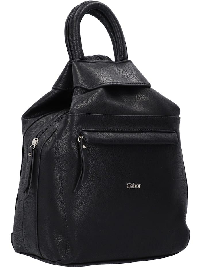 Gabor Mina City Rucksack 21 cm, black