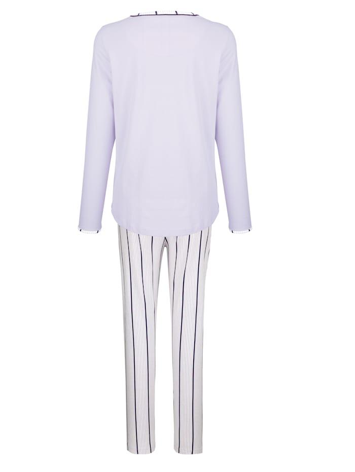 Schlafanzug aus Organic Cotton