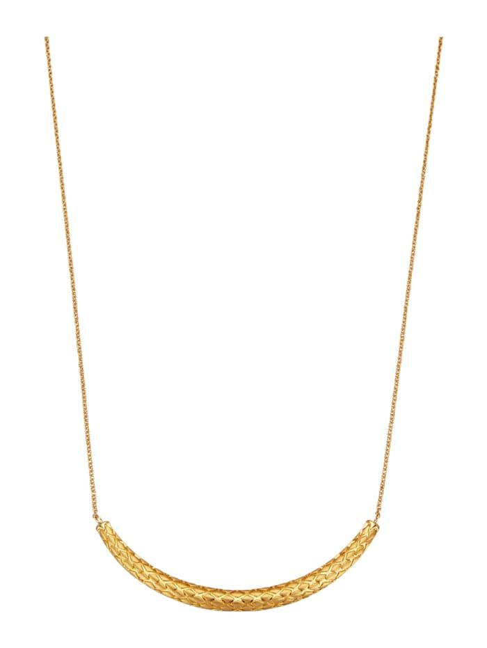 Diemer Gold Kultainen kaulakoru, Keltakullanvärinen