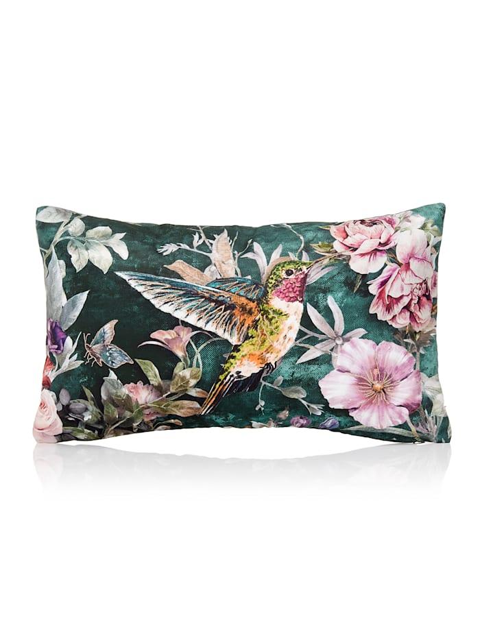 IMPRESSIONEN living Kissenhülle, Kolibri, Multicolor