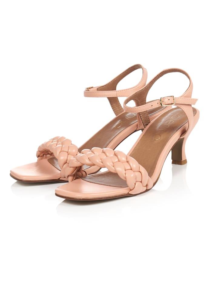 SIENNA Sandalette, Nude