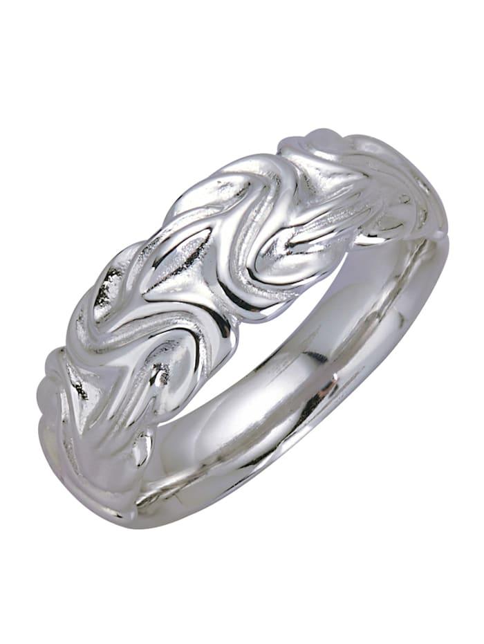 AMY VERMONT Damenring in Silber, Silberfarben