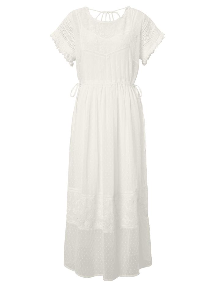 Cream Kleid, Weiß