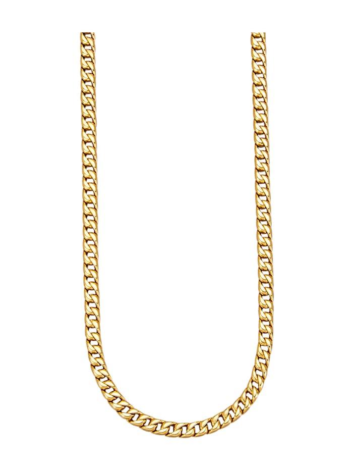 Diemer Gold Halskette in Gelbgold, Gelbgoldfarben