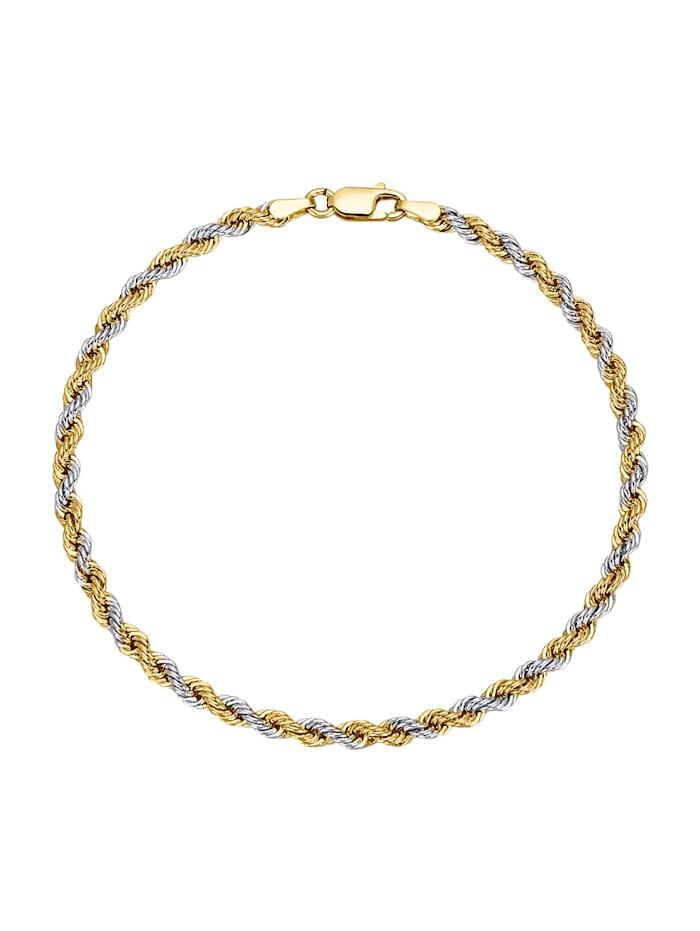 Diemer Gold Armband, Guldfärgad