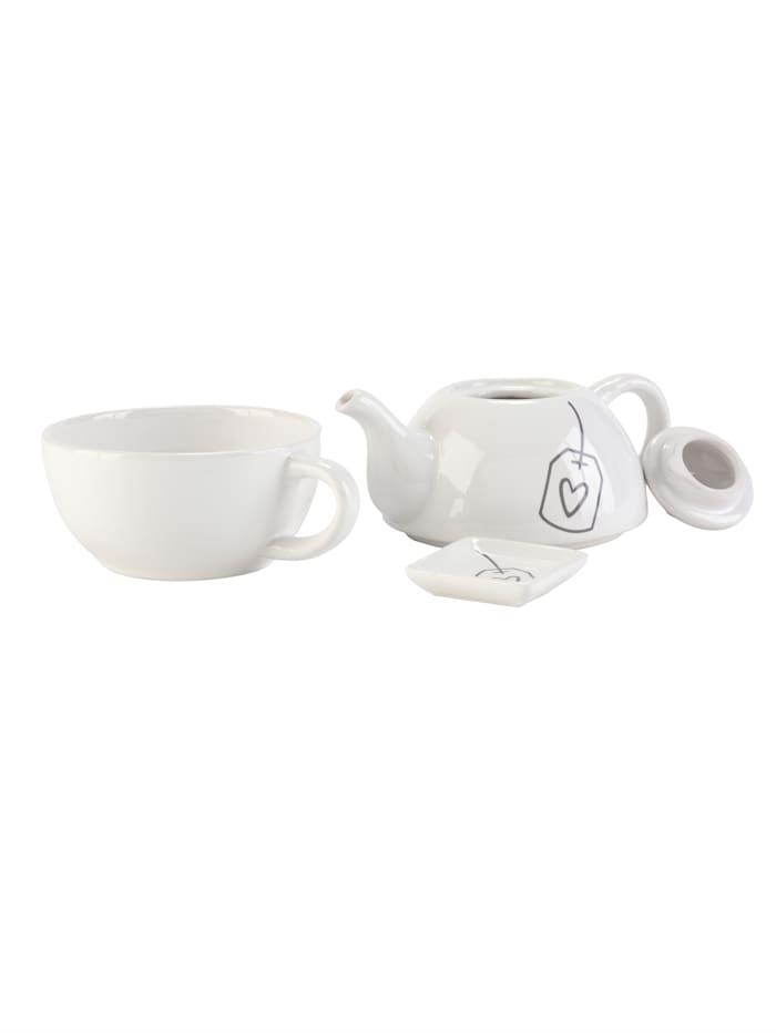 Tee-Set, 3-tlg.