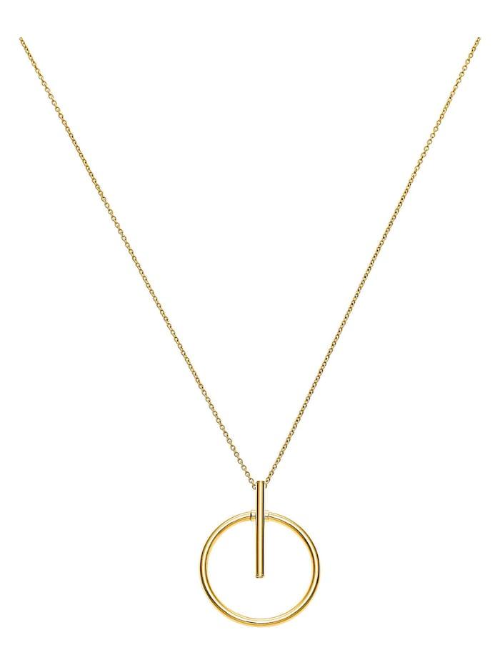 CHRIST GOLD CHRIST Gold Damen-Kette 375er Gelbgold, gold