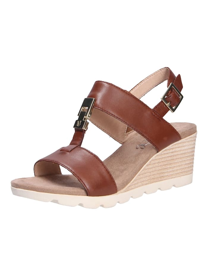 Caprice Sandalen/Sandaletten, braun