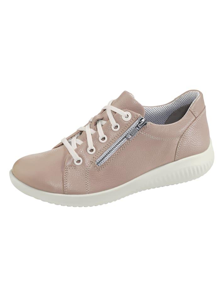 Naturläufer Šněrovací boty s prodyšnou vnitřní výbavou, Růžová