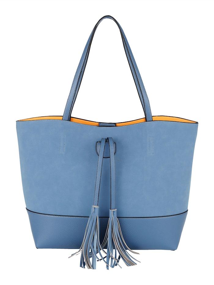 Shopper in modischem Design