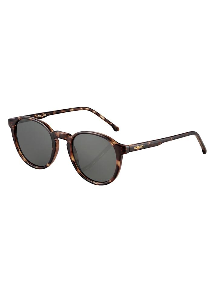 Komono Sonnenbrille, Braun