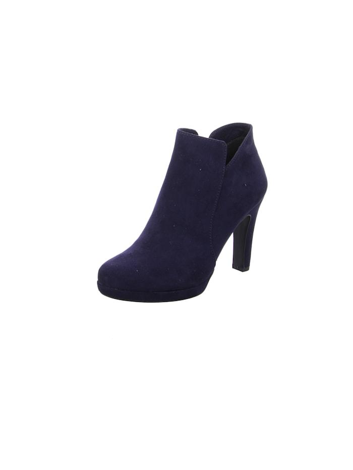 Tamaris Stiefelette, blau