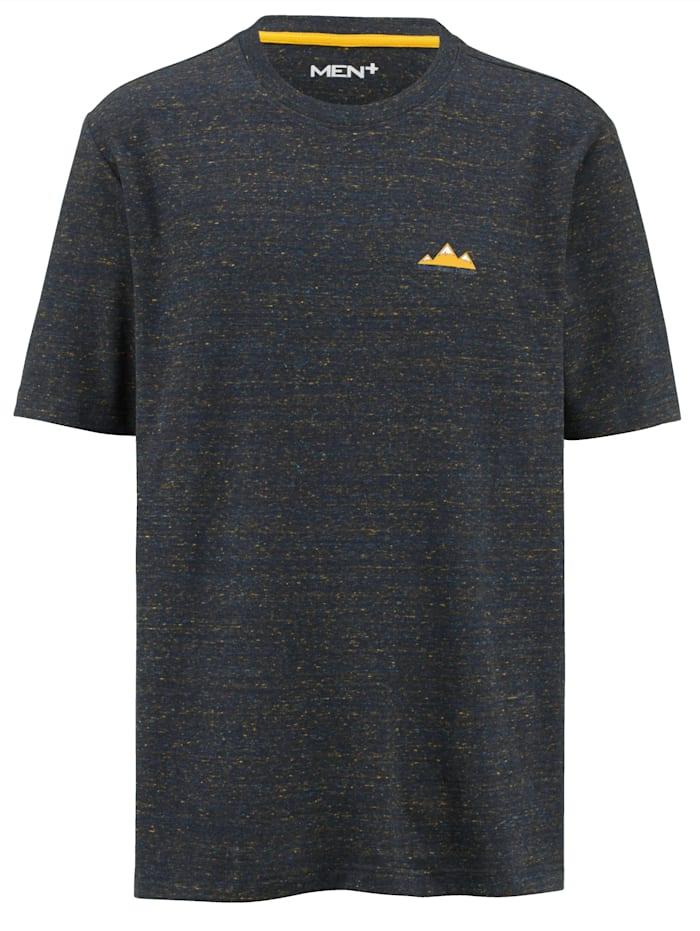 Men Plus Nopeasti kuivuva T-paita, Laivastonsininen/Petroli