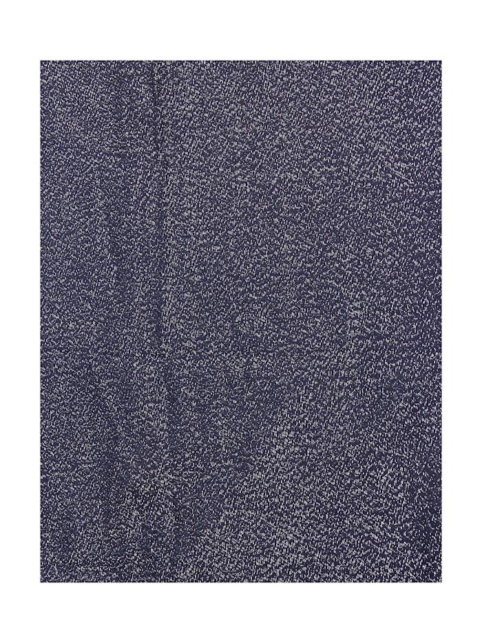 Schal mit schicken Glitzer-Fäden