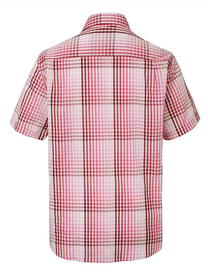 Hemd mit Brusttasche