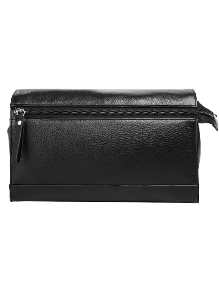 Bodenschatz Kulturtasche, schwarz