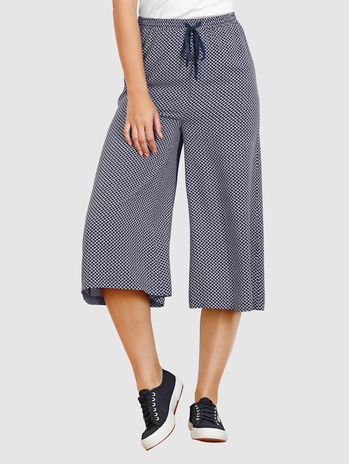 Nauhalliset culottes-housut