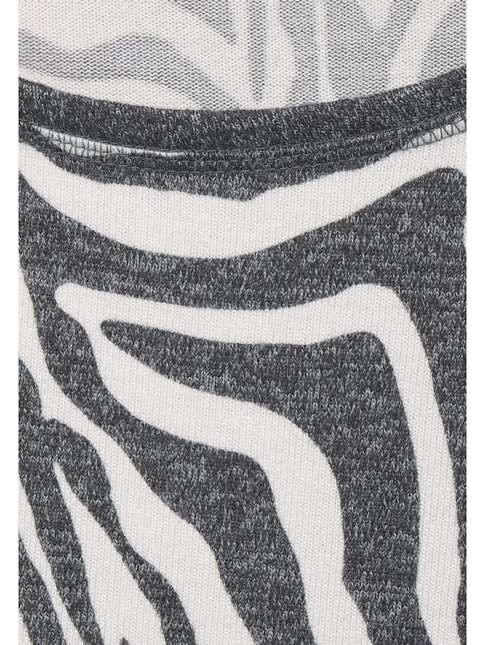 Shirt mit Animal Print