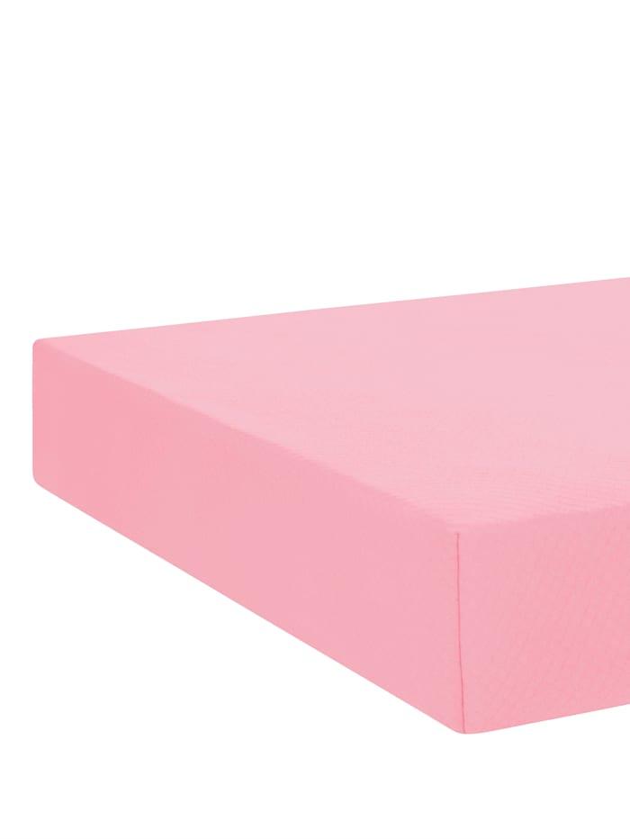 Webschatz Thermisch hoeslaken, roze