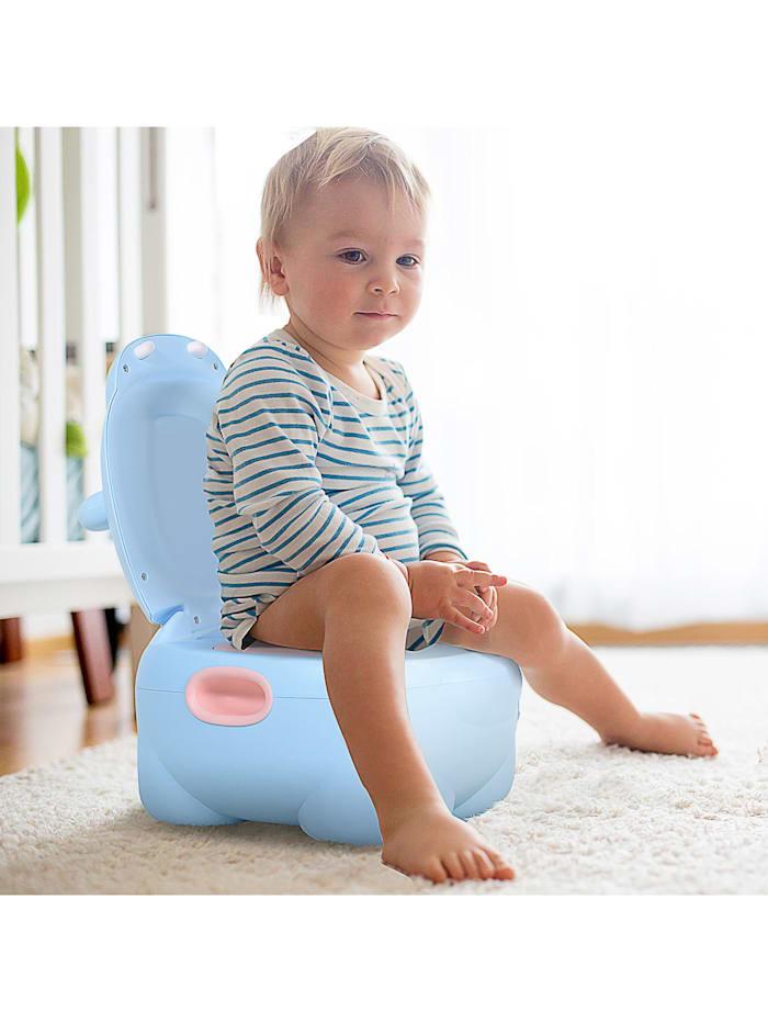 Kindertöpfchen im Nilpferd Design