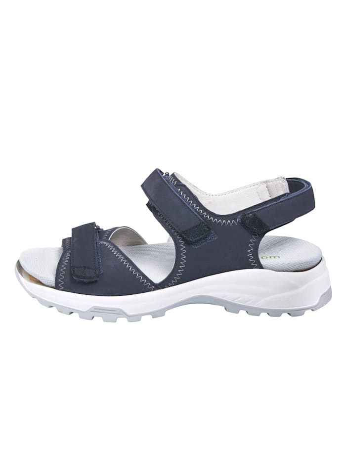 Sandaler med luftkuddesula