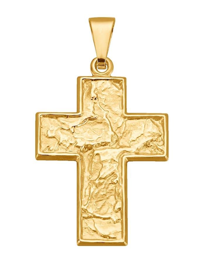 Hanger Kruis, Geelgoudkleur