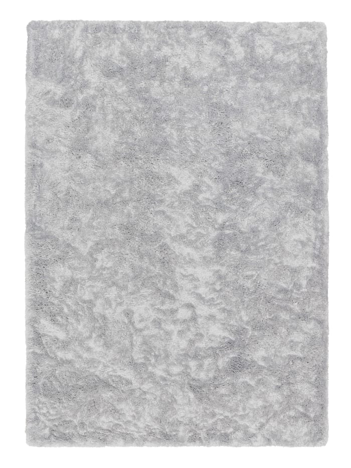 Schöner Wohnen Kollektion Hochflorteppich Harmony, Grau
