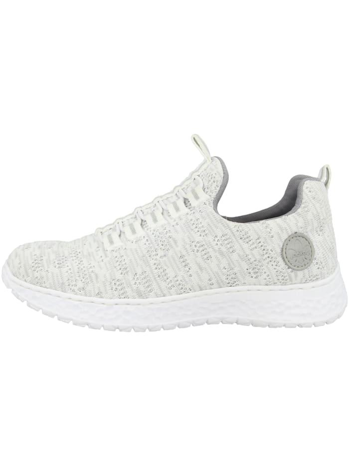 Rieker Sneaker low N4182, weiss