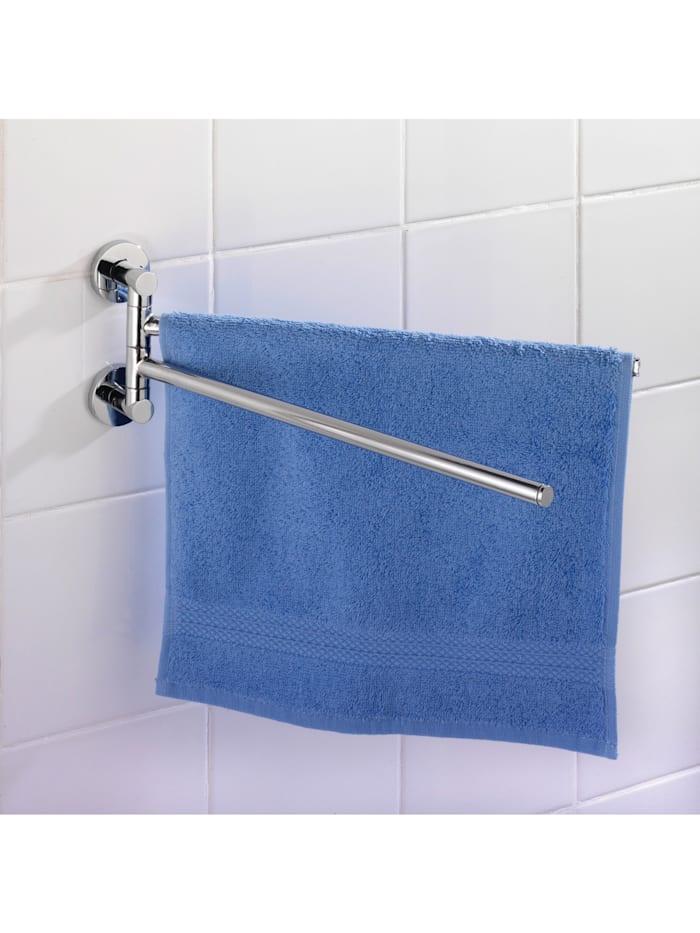 Power-Loc® Handtuchhalter mit 2 Armen Elegance, Befestigen ohne bohren