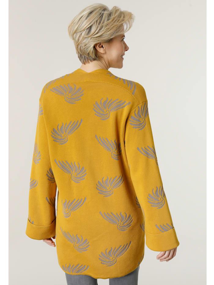Cardigan in a classic kimono style