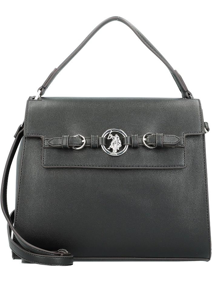 U.S. Polo Assn. Delaware Henkeltasche 30 cm, black